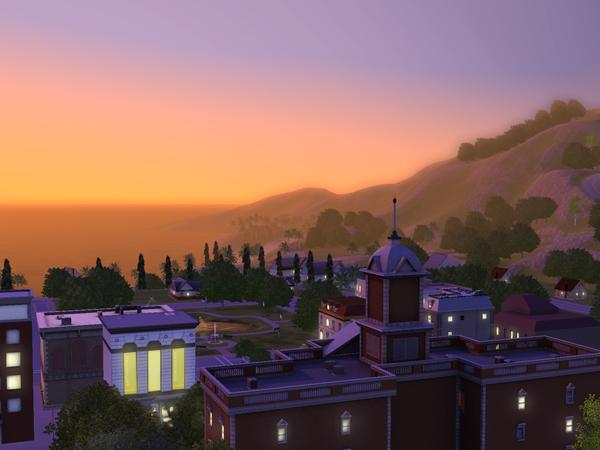 Объекты Sims 2