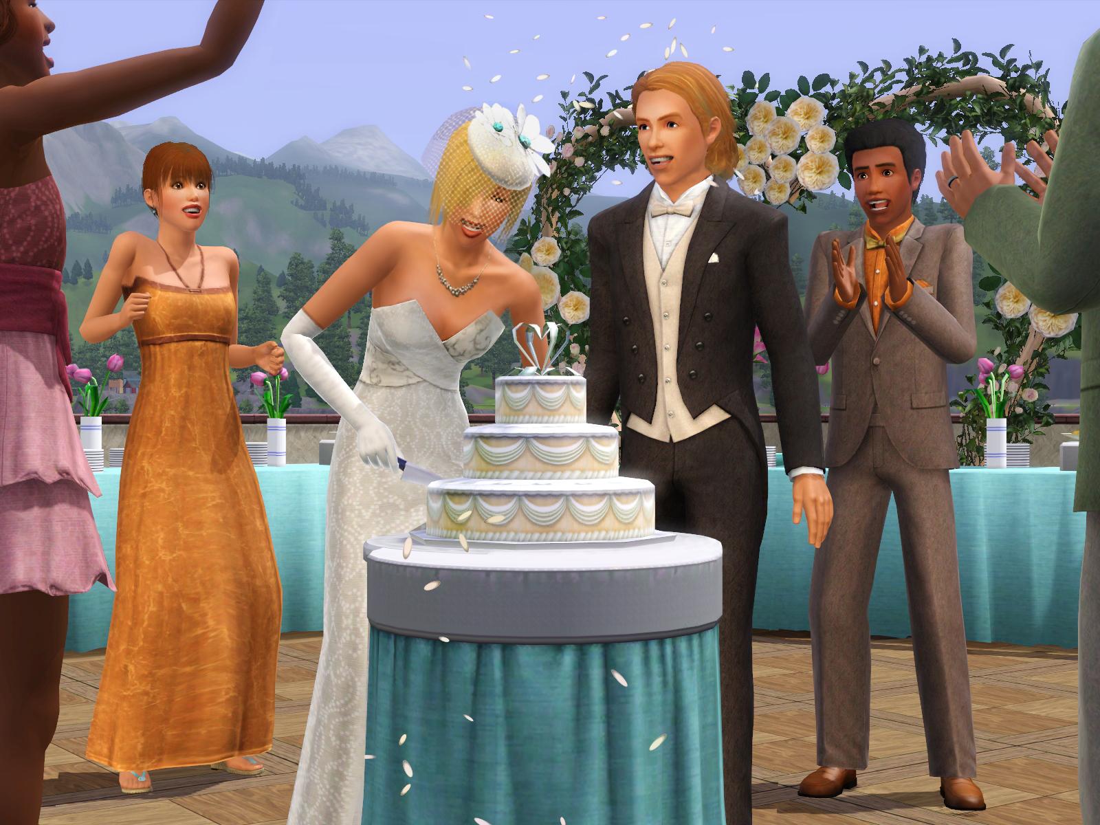 Сезонные праздники в The Sims 3 Времена года 30