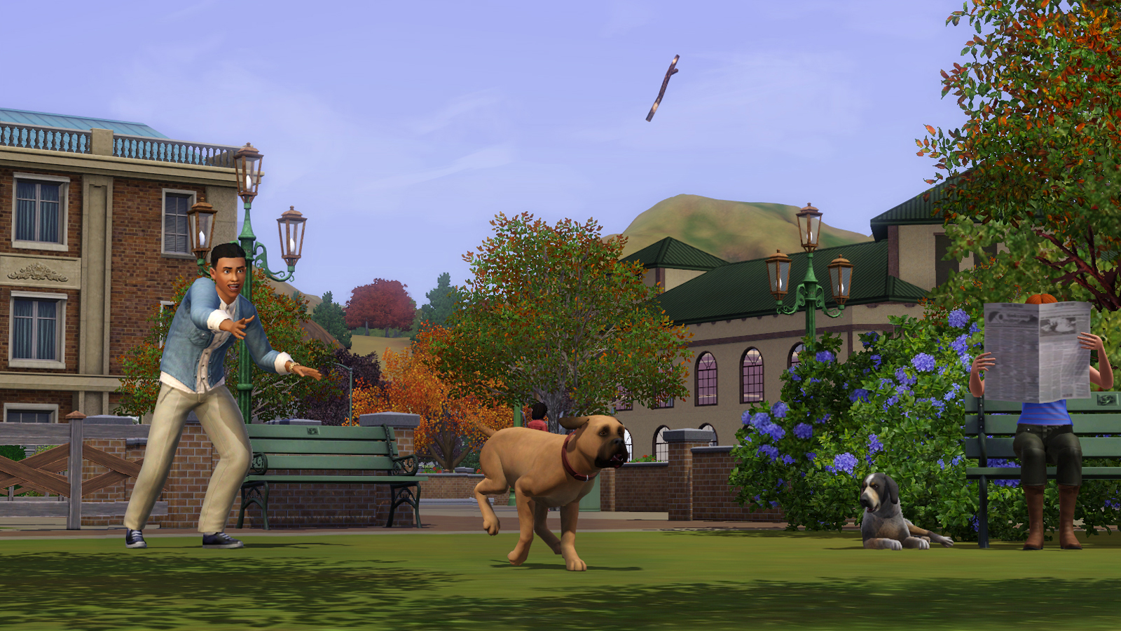 Sims 3 pets mod adult gallery