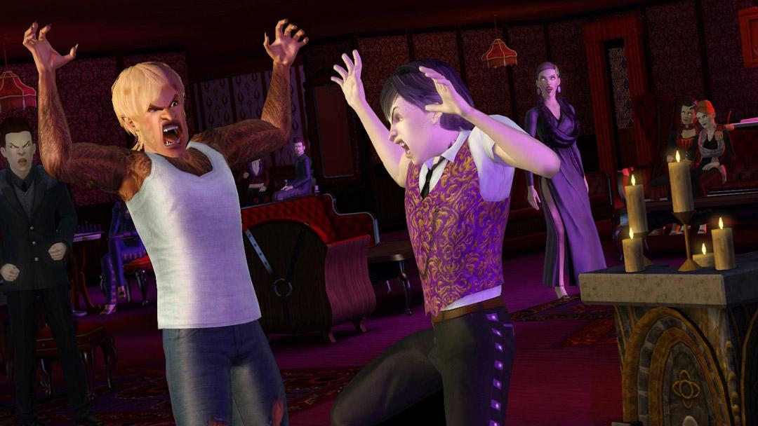 Sims 3 Сверхъестественное Скачать Бесплатно